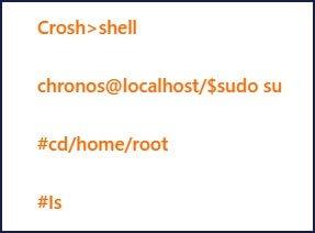 chromebook dev mode cros shell code